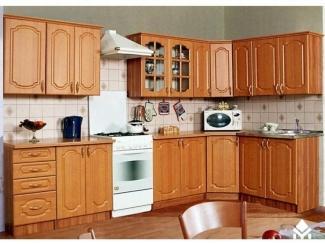 Классическая угловая кухня Ольха - Мебельная фабрика «Северин»
