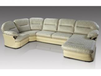 Модульный диван-кровать Неаполь с реклайнером - Мебельная фабрика «Восток-мебель»