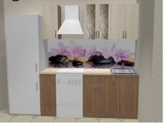 Кухня прямая Валерия - Мебельная фабрика «Северная Двина»