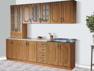 Кухонный гарнитур прямой Алиса - Мебельная фабрика «Северная Двина»