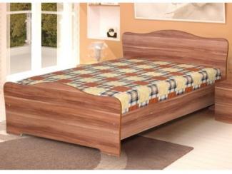 Кровать ЛДСП 8 - Мебельная фабрика «Уютный Дом»