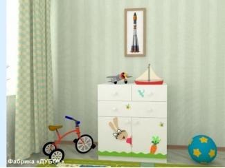 Детский комод Винни-Пух - Мебельная фабрика «Дубок»