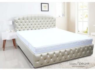Кровать Греция исполнение 1 - Мебельная фабрика «ARISTA»