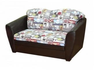 Диван подростковый Чикаго  - Мебельная фабрика «Росмебель», г. Боголюбово