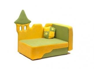 Детский диван Замок - Мебельная фабрика «Alenden»