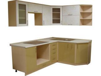 Кухня прямая Золотая Осень - Мебельная фабрика «Антарес»
