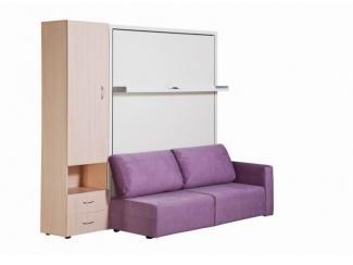 мебель-трансформер Smart ШЛ КД: диван-кровать-шкаф - Мебельная фабрика «Новый век», г. Березовский