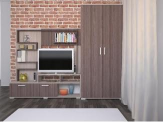 Гостиная Аризона 1  - Мебельная фабрика «Центр мебели Интерлиния»