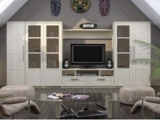 Светлая мебель для гостиной Гранада - Мебельная фабрика «Артис», г. Москва