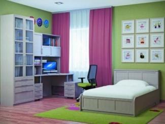 Спальный гарнитур СОЛО 47 - Мебельная фабрика «Балтика мебель»