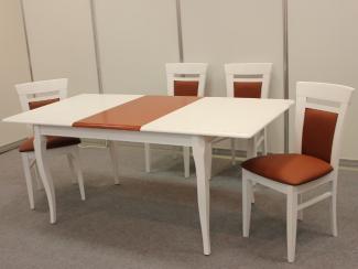 Обеденная группа Линда 1 - Мебельная фабрика «Мебель-альянс»