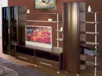 Гостиная стенка Соната 5 - Мебельная фабрика «Кошелев и К»