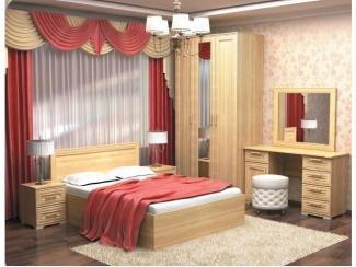 Спальный гарнитур Дуб Сонома - Мебельная фабрика «Феникс-мебель»
