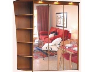 Шкаф-купе Фиеста - Мебельная фабрика «Фиеста-мебель»