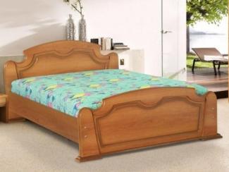 Кровать МДФ МК 1 - Мебельная фабрика «Уютный Дом»