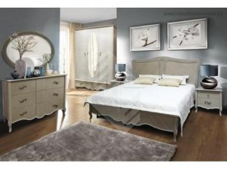 Комфортная спальня Лаура  - Мебельная фабрика «Молодечномебель»