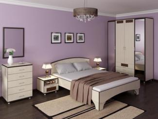 спальный гарнитур Премьера - Мебельная фабрика «Аквилон»