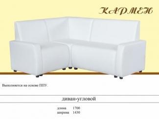 Угловой диван Каприз  - Мебельная фабрика «Suchkov-mebel»