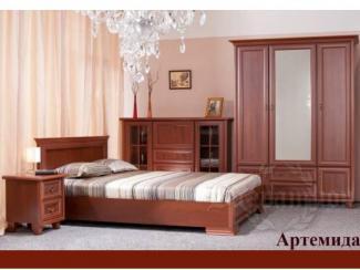 Спальный гарнитур «Артемида орех»