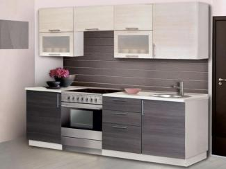Кухонный гарнитур прямой Алёна - Мебельная фабрика «Ульяновскмебель (Эвита)»