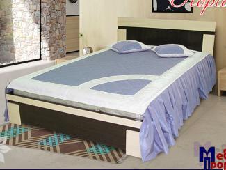 Кровать «Корсар М-14» - Мебельная фабрика «Мебель Прогресс»