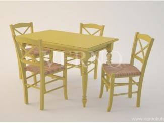 Обеденная группа Оливия - Мебельная фабрика «ВерноКухни»
