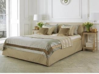 Простая кровать Барокко - Мебельная фабрика «Рой Бош»