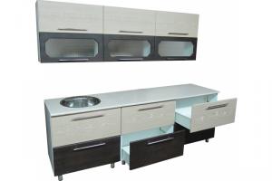 Кухня Надежда - Мебельная фабрика «Мебельный Арсенал»