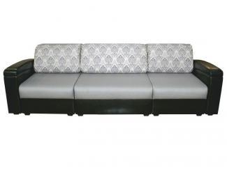Стильный прямой диван Бриз