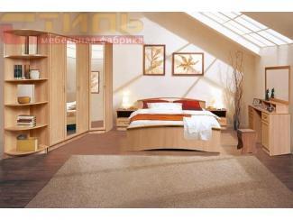 Спальный гарнитур Милена 9