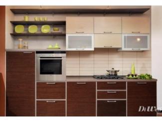 Кухня прямая - Мебельная фабрика «DiWell»