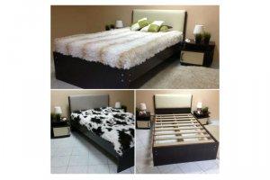 Кровать Наоми - Мебельная фабрика «Мебельный Кот»