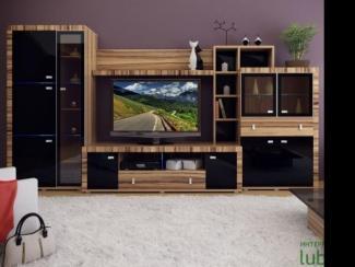 гостиная стенка Сканди  - Мебельная фабрика «Любимый дом (Алмаз)»