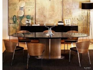 Обеденная группа ODYSSEY CS/4043 - Импортёр мебели «М-Сити (Малайзия)»
