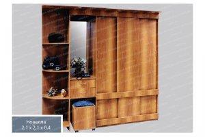 Прихожая 25 Новелла - Мебельная фабрика «МФА»
