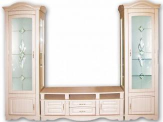 Гостиная стенка Юлия М-1 - Мебельная фабрика «Айлант»