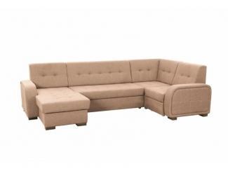 П-образный модульный диван Подиум