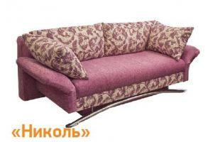 Диван-кровать Николь - Мебельная фабрика «Новодвинская мебельная фабрика»