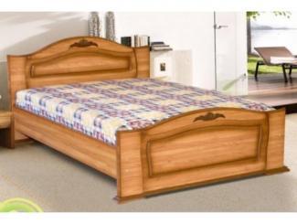 Кровать МДФ МК 18 - Мебельная фабрика «Уютный Дом»