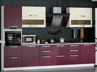 Кухня прямая «Синга» - Мебельная фабрика «ТриЯ»