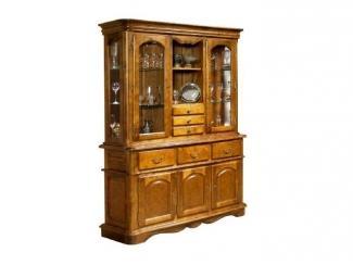 Буфет П03Б - Мебельная фабрика «Лидская мебельная фабрика»