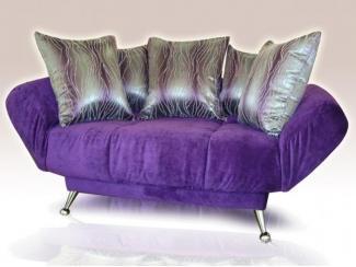 Диван односпальный кушетка Дашутка - Мебельная фабрика «Виктория»
