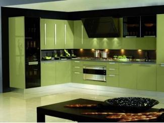 Кухня пластик PL 3 - Мебельная фабрика «FSM (Фабрика Стильной Мебели)»