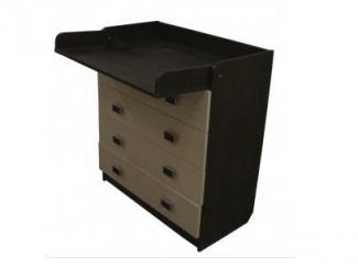 Пеленальный комод 21 - Мебельная фабрика «Успех»