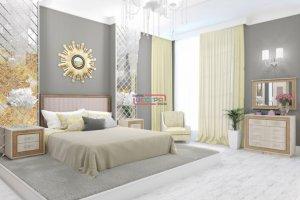 Спальня Версаль ЛДСП - Мебельная фабрика «Вестра»