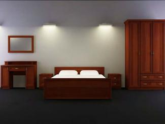 Спальный гарнитур Аккорд 2 - Мебельная фабрика «Антарес»