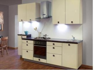Кремовая кухня  - Мебельная фабрика «Derli»