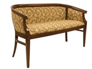 Скамья прямая Виконт 062 - Мебельная фабрика «Ногинская фабрика стульев»