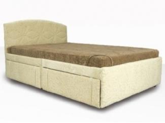 Высокая кровать с ящиками Невада - Мебельная фабрика «Димир»