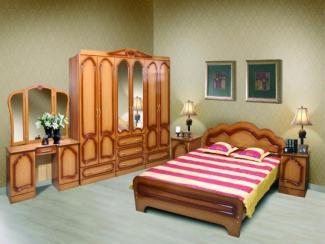 Спальня Карина 03 - Мебельная фабрика «Гар-Мар»